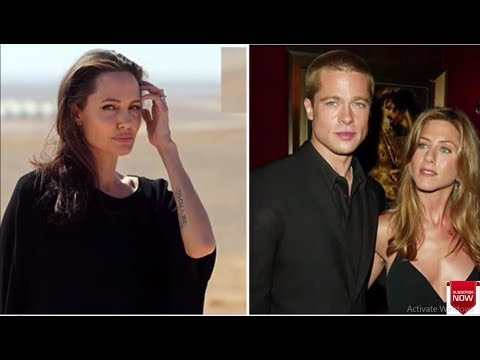 Angelina Jolie claims Brad Pitt Broke Her Heart || New report || 😱😱|Hollywood News 2017