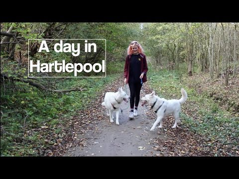 A day in Hartlepool (warning: wholesome)