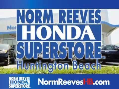 Norm Reeves Honda Huntington Beach - Special Announcement