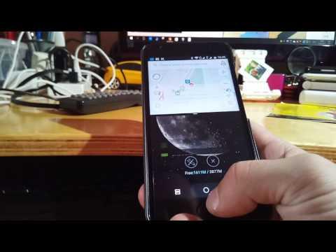 Ulefon Power 2 - активируем 2й экран