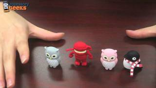 AccessoryGeeks.com Reviews the Bone Collection 4GB USB Flash Drives