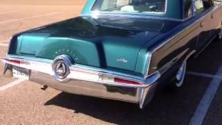1964 imperial lebaron walk around