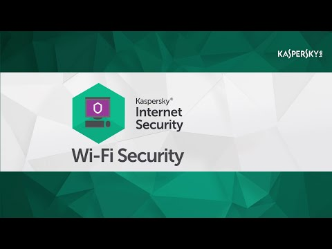 How to protect Wi-Fi connection in Kaspersky Internet Security 2016