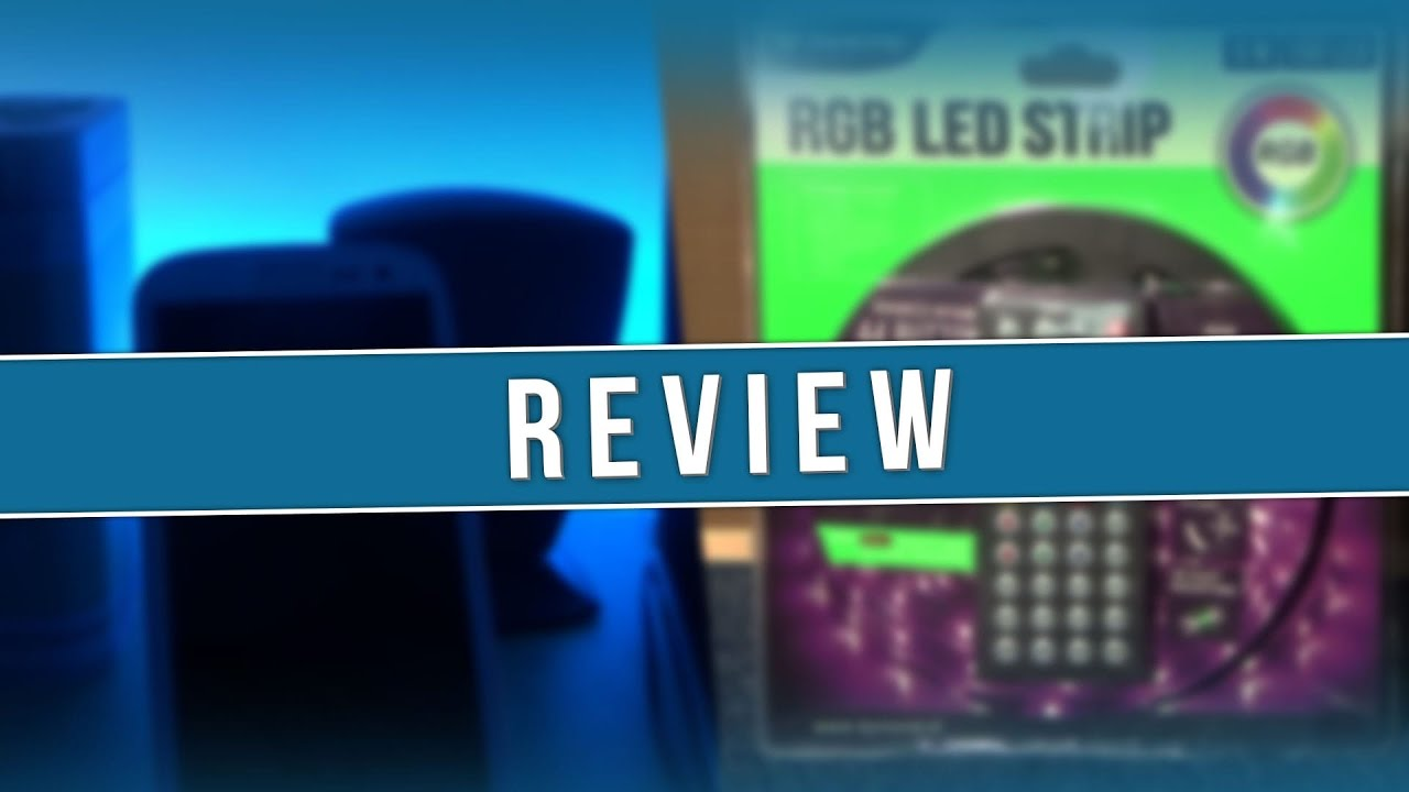 Led Verlichting Auto Action.Nu Al Kapot Review Unboxing Action Led Strip Anonieme Youtubers