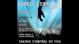 Taking Control Of You (D.O.N.S. remix) by Greg Cerrone Ft Andy P