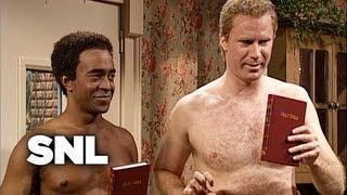 Shirtless Bible Salesmen - SNL