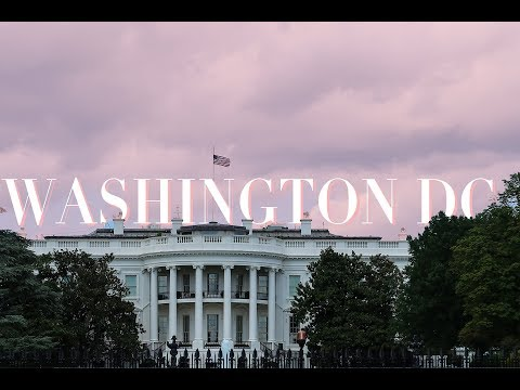 TRAVEL VLOG | WASHINGTON DC .