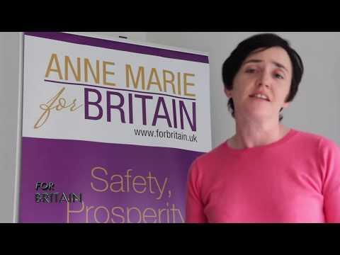 Anne Marie's final word on UKIP