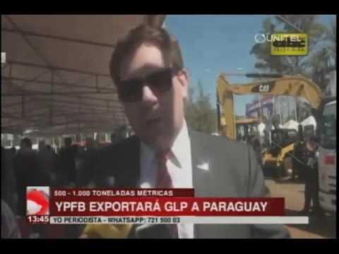 Paraguay acepta propuesta presentada por YPFB para la exportación de gas