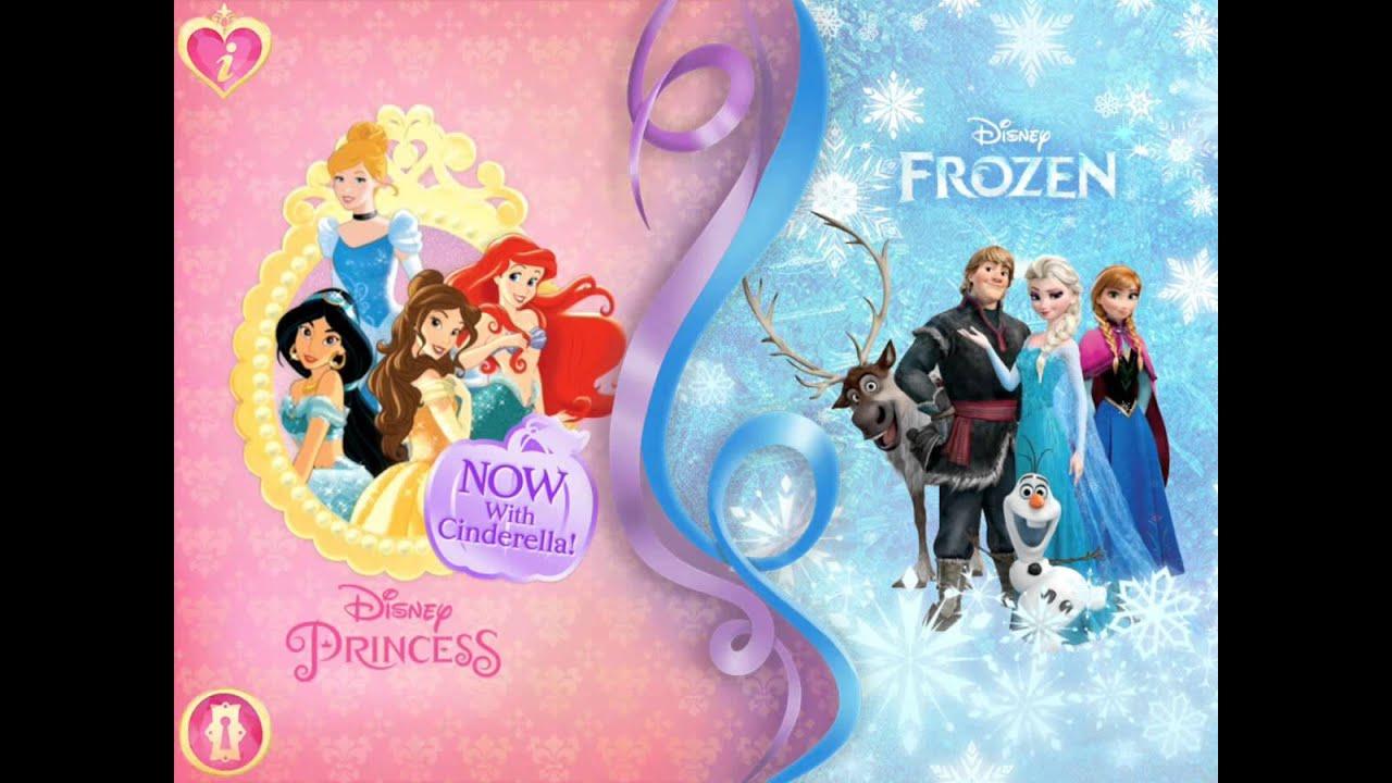 Download DISNEY DISNEY FROZEN MOVIE GAME Disney Royal Celebrations