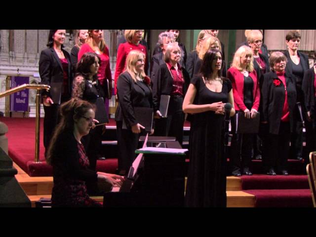 Dublin Airport Singers with Mary Flaherty - The Nuns' Chorus - Strauss
