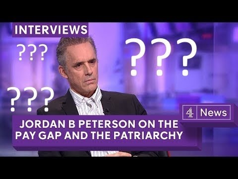 Jordan Peterson interview but Cathy Newman keeps baiting