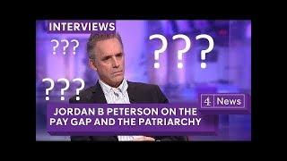Jordan Peterson interview but Cathy Newman keeps baiting