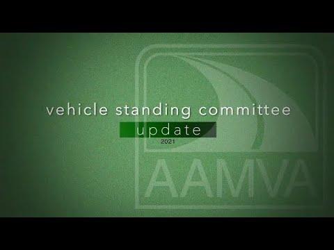 2021 Vehicle Committee Update   AIC