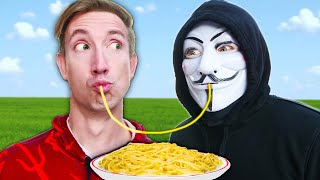 I DATE PZ 409... How to Craft the Weirdest Video by Dating an Annoying Hacker to Reveal a Secret!