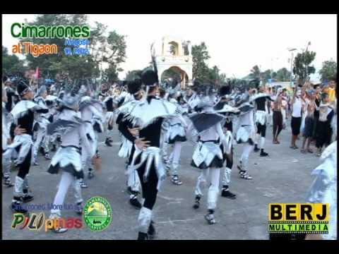 Pili Cimarrones Festival at Tigaon, Camarines Sur