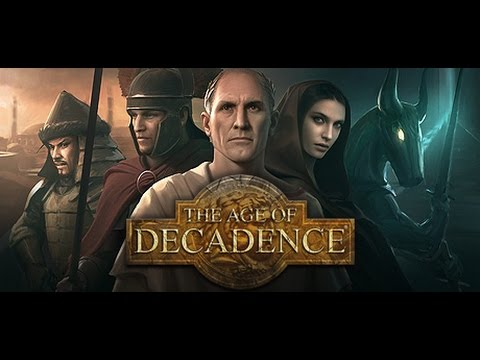 Download and Install The Age of Decadence PC Game 100%