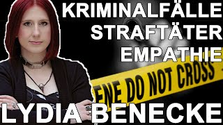 Lydia Benecke – Kriminalfälle, Straftäter und Empathie – Interview – DAI Heidelberg