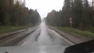 Боровичи (Р-8) - Окуловка - Крестцы (М-10)