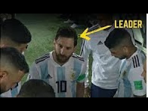 Download What Messi said to Argentina team during the game | Argentina vs Nigeria 2-1 | World Cup Russia 2018