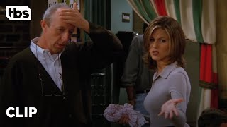Friends: Rachel Tries to Save Phoebe's Gig at Central Perk (Season 2 Clip) | TBS
