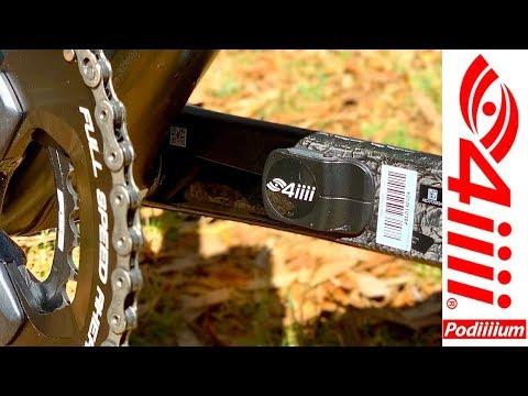 4iiii Podiiiium Power Meter: Details // Install // Ride Data Review