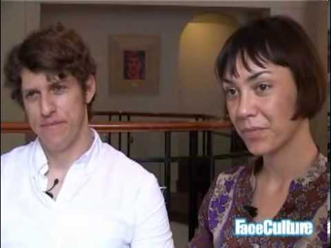 The Bird and The Bee 2007 interview - Greg Kurstin and Inara George (part 3)