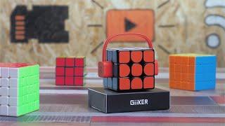 Xiaomi Giiker Metering Super Cube (Кубик Рубика)