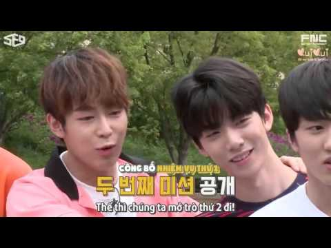 Download [VIETSUB][SF9] Spectacle Fantasy 9 EP01