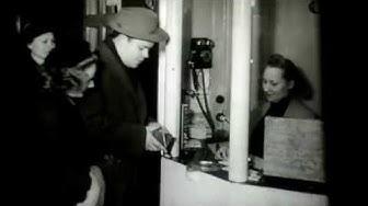 """""""Turku illalla"""" - Domino-teatteri vuonna 1957"""