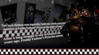 Jak seria się rozwijała? Five Nights at Freddy's 1 [ENG Subtitles]
