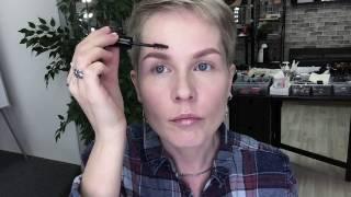 Анна Измайлова Урок макияжа: рисуем брови