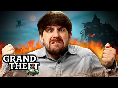 IAN'S HEIST RAGE (Grand Theft Smosh)