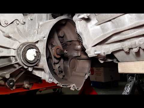Smart 451 Clutch Replacement Ep.5 Of 7 (Trasmission Removal, Clutch Actuator)