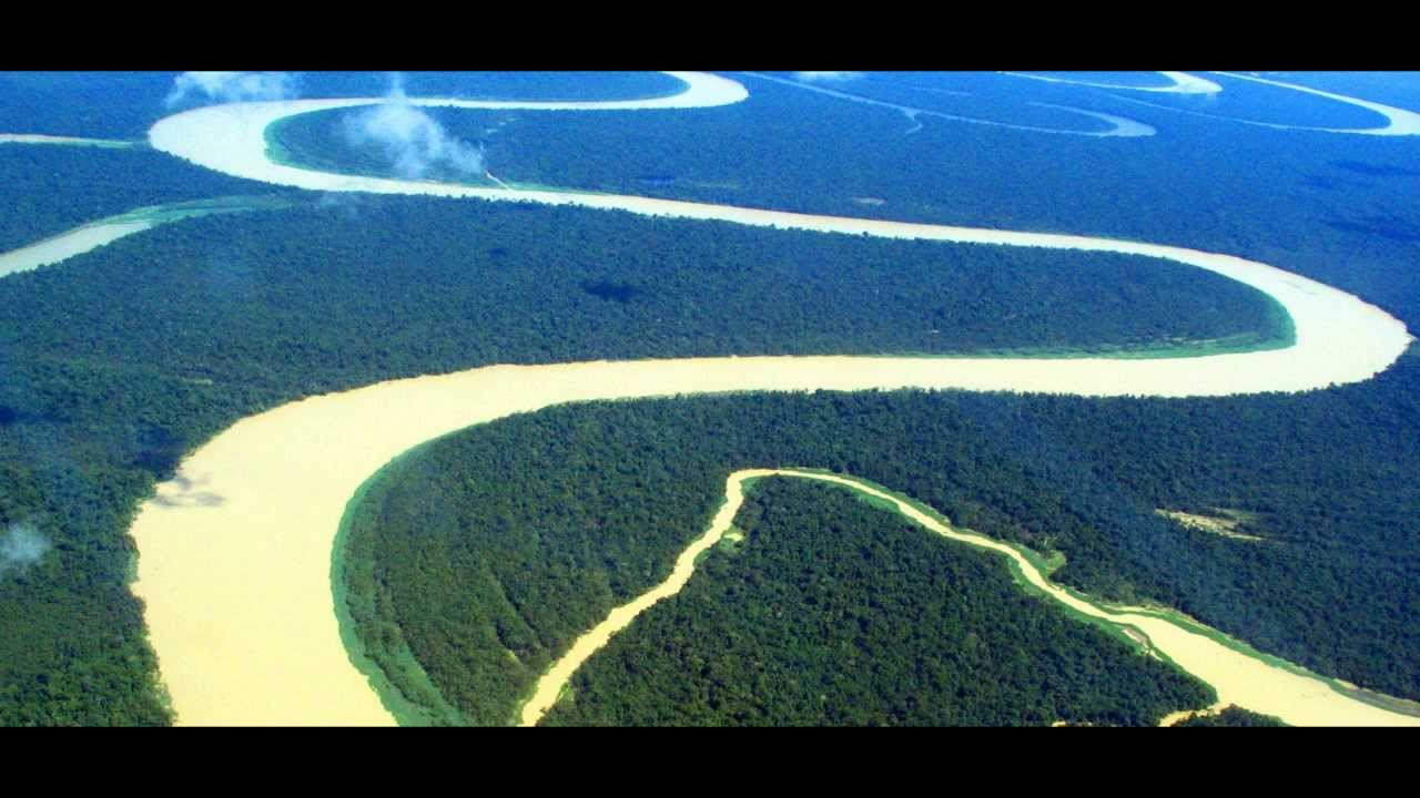 Top Longest Rivers In The World YouTube - World rivers by length