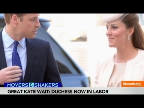 Duchess of Cambridge Moves Closer to Royal Baby's Arrival