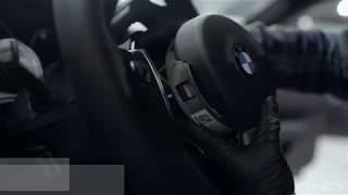 Install Guide: Bmw M Performance F87 M2 Carbon Steering Wheel Trim + Paddle Shif