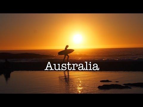 Work and Travel  | Best Road Trip Australia 2k15 | GoPro