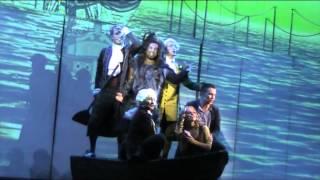 """Мюзикл """"Остров сокровищ"""" (Триумф) - Финал"""