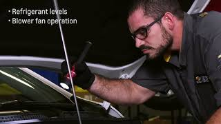 homepage tile video photo for Air Conditioning | Chevrolet Certified Service