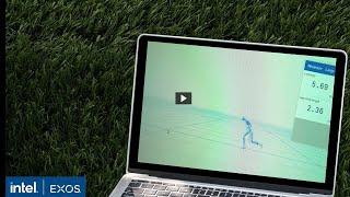 Intel and EXOS Pilot 3D Athlete Tracking with Pro Football Hopefuls