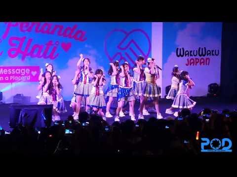 [141207] JKT48 - Kurumi to Dialogue + Lucky Seven + Iiwake Maybe + Wink wa Sankai