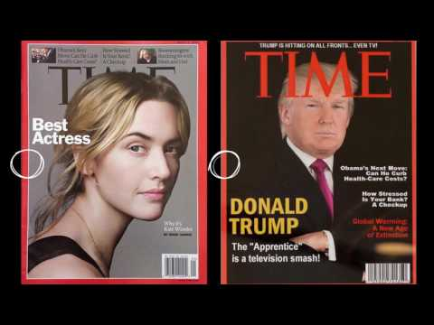 Thumbnail: Breaking down Trump's fake TIME magazine cover