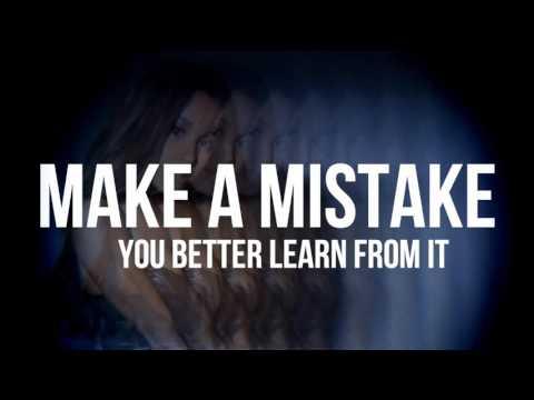 Ariana Grande - Knew Better (Lyric Video)