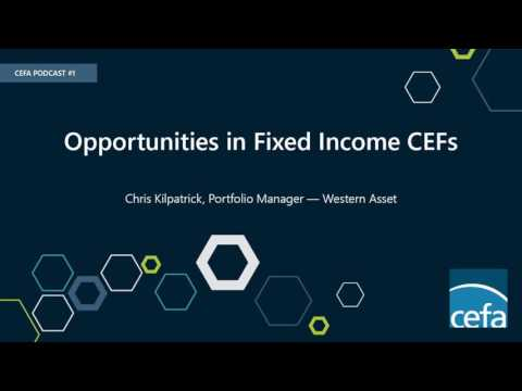 Opportunities In Fixed Income CEFs