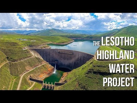Google Earth Tour: The Lesotho Highland Water Project