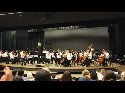 Serenade for Strings (Tchaikovsky, arr. Richard Meyer) - Kamiakin Middle School Orchestra