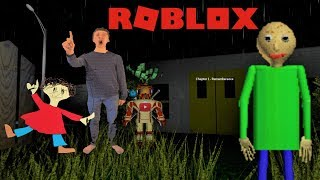 IS THIS BALDI'S ABANDONED SCHOOLHOUSE?! | The Weird Side of Roblox: Baldi's Unreal Basics