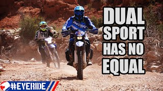 Dual Sport Motorcycles: The ULTIMATE Overland Vehicles #everide