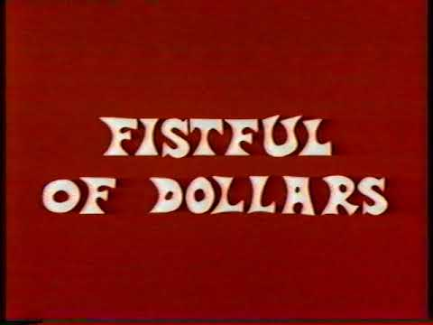 Opening to A Fistful of Dollars 1982 VHS [20th Century-Fox Video]
